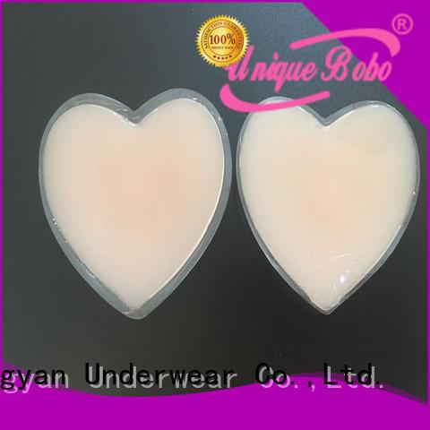 Uniquebobo fabric sexy nipple covers customization for modern bra