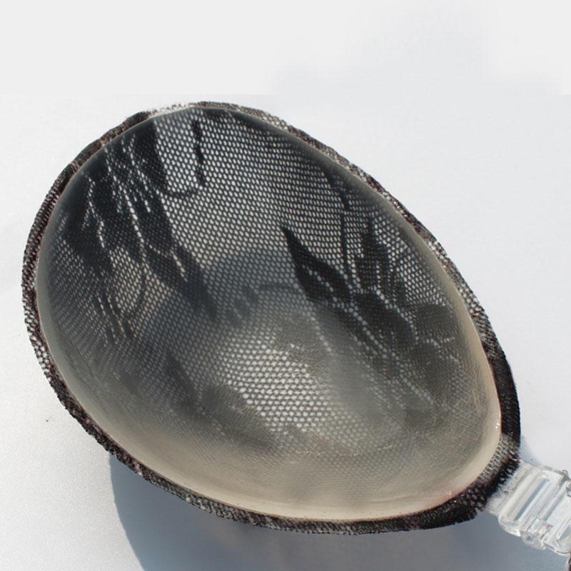 Self-Adhesive Silicone Lace Bra CYB010