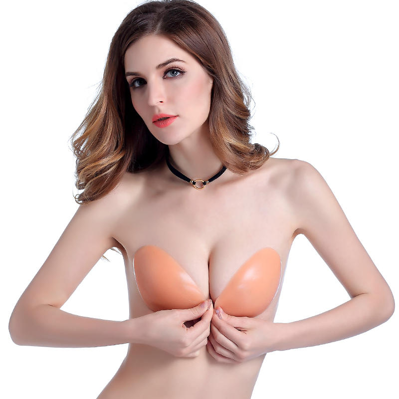 High Quality Silicone Type Backless Bra CYB002