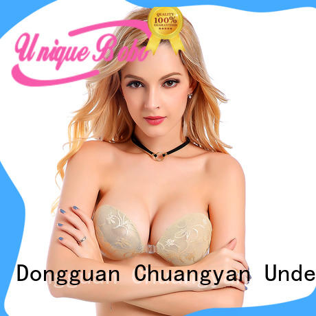 Uniquebobo Best silicone push up bra for business for girl
