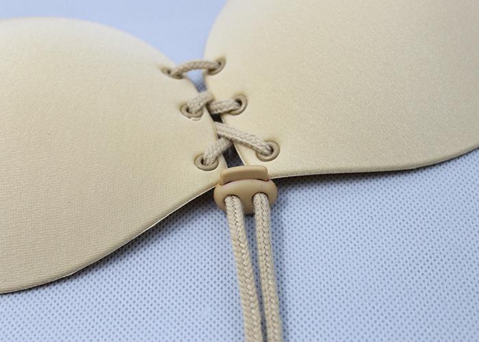 Uniquebobo-Strapless Backless Bra, Mango Type Medical Glue Self-adhesive Bra-2