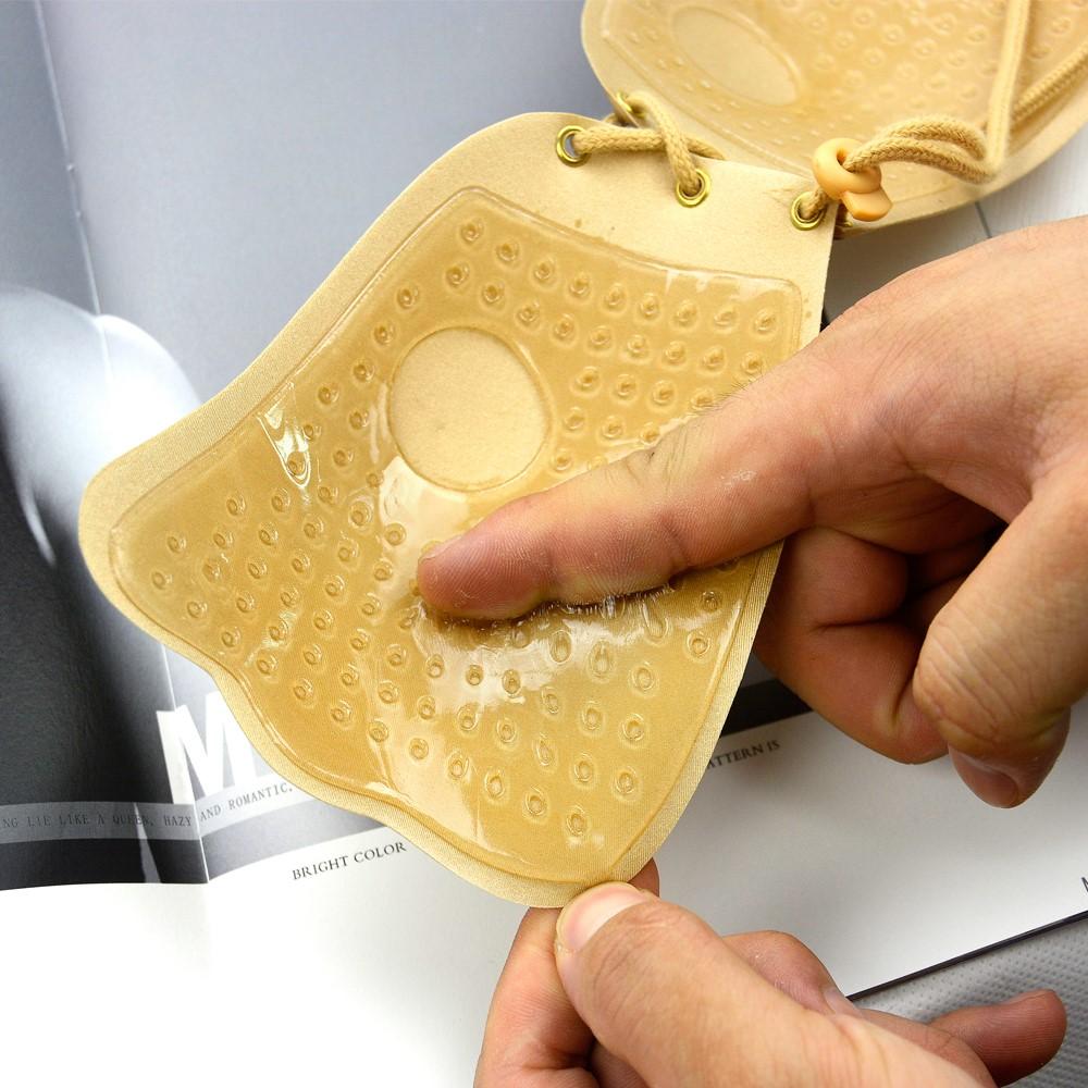 Uniquebobo-Find Gel Stick On Bra comfortable Strapless Bra-3