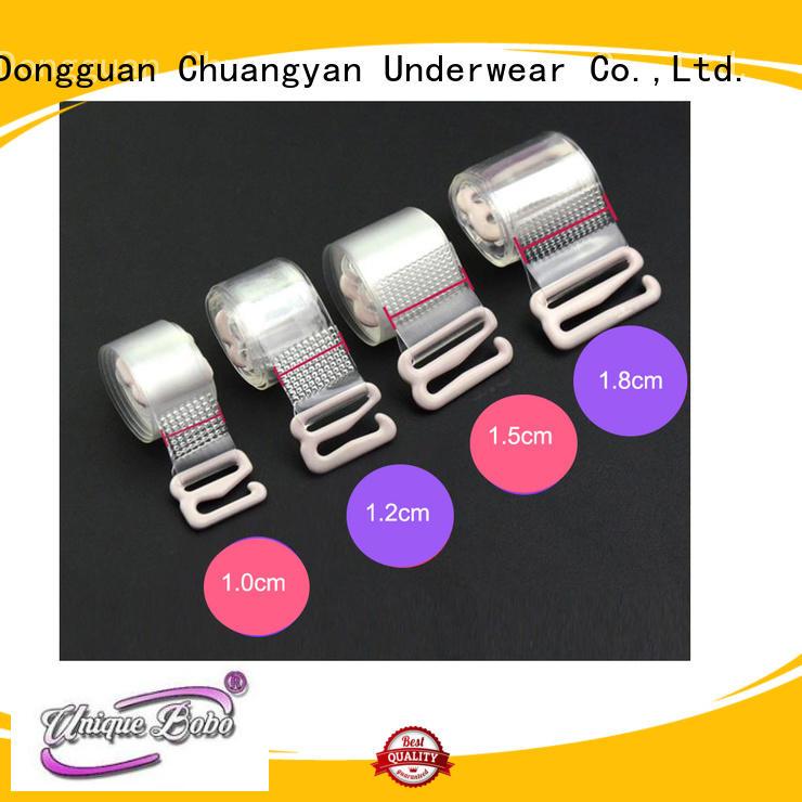 tpu invisible silicon bra strap bra quality Uniquebobo Brand