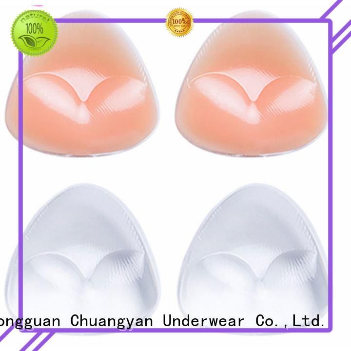 Uniquebobo durable gel bra inserts customization for backless bra
