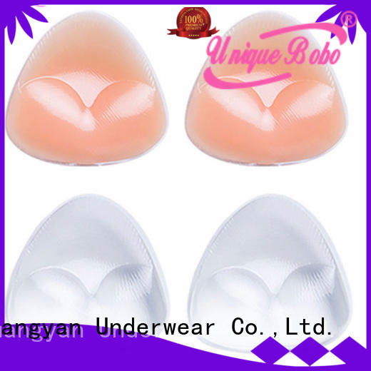 China Factory Wholesale Silicone Material Bra Insert Pad CYD001