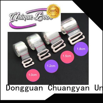 Uniquebobo tpu adhesive strapless bra wholesale price for lady