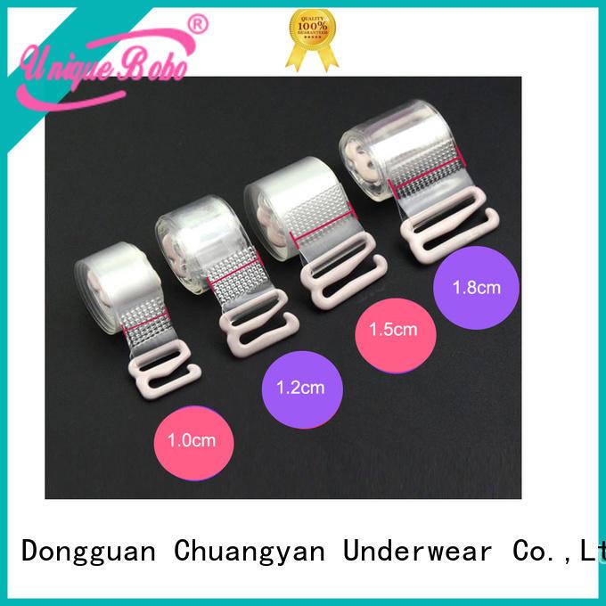 Uniquebobo adjustable bra strap Suppliers for bra accessories