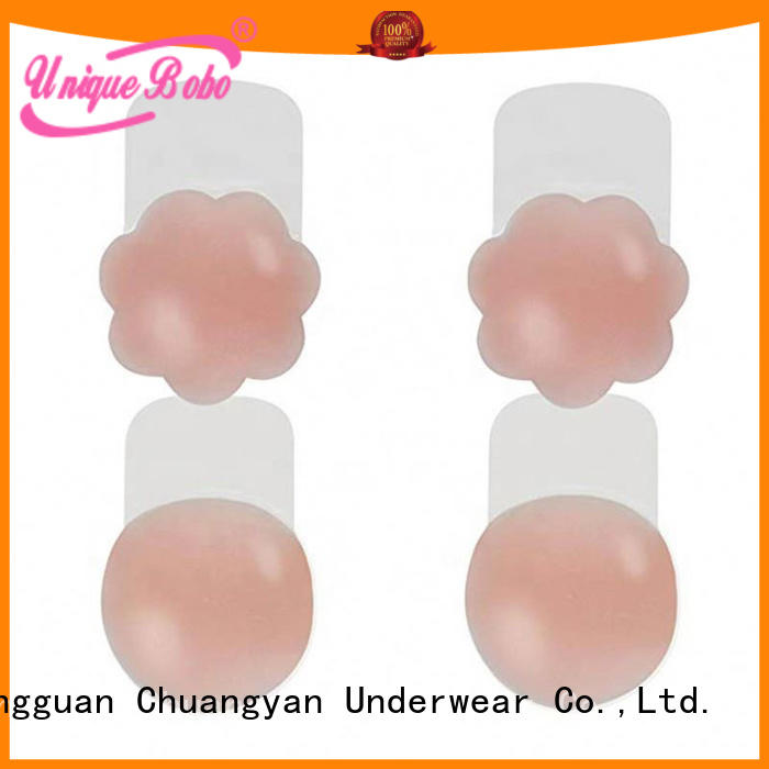 cya001 flower nipple covers or for invisible bra Uniquebobo