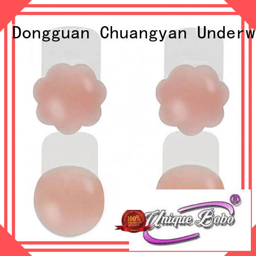 Uniquebobo gel nipple covers Supply for modern bra