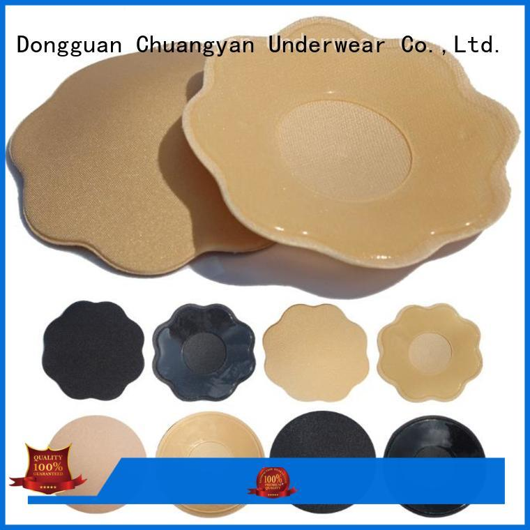 Latest silicone nipple covers manufacturers for invisible bra