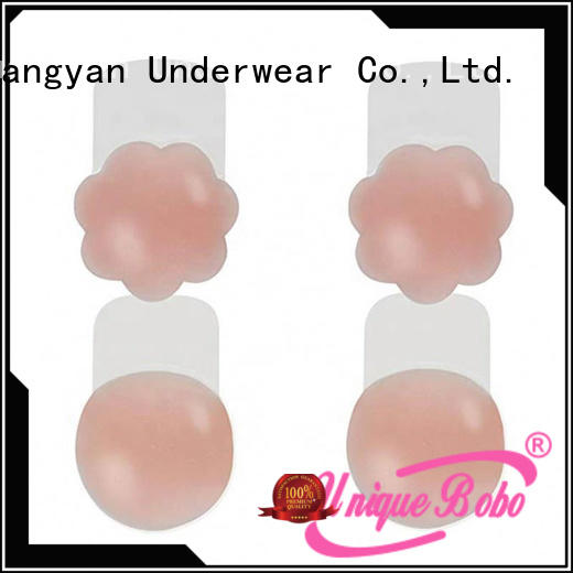 Uniquebobo gel nipple covers Supply for girl