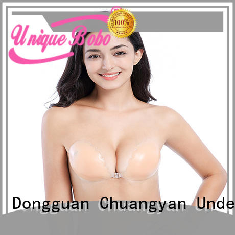 New invisible silicone bra for business for girl