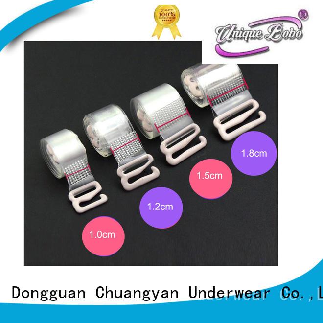 Uniquebobo Custom bra straps factory for backless bra