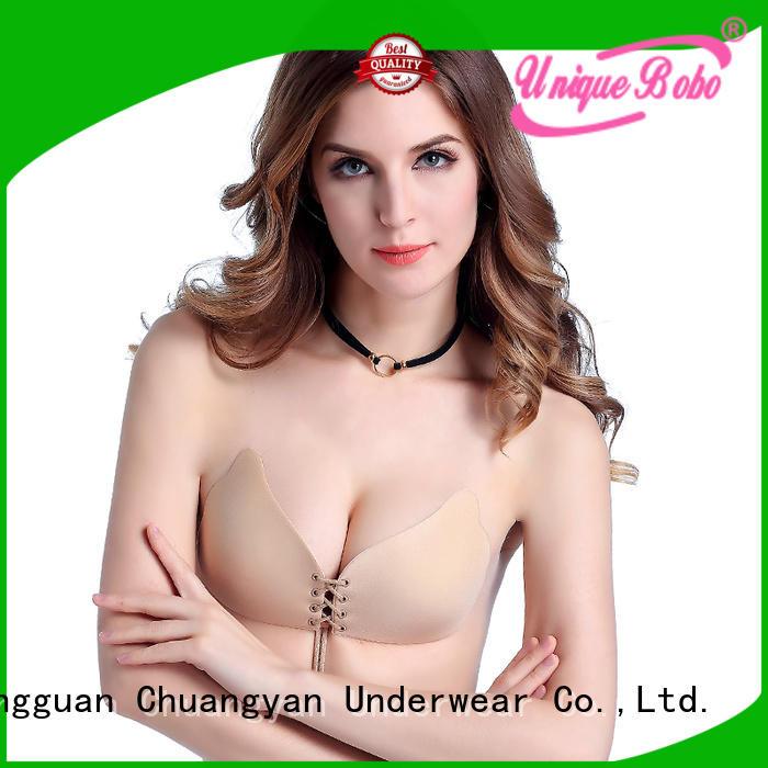 Uniquebobo bra best sticky bra waterproof for fashion bra