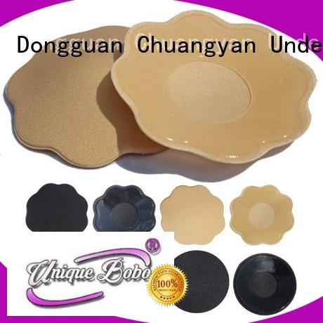 push up nipple covers mini adhesive Uniquebobo Brand company