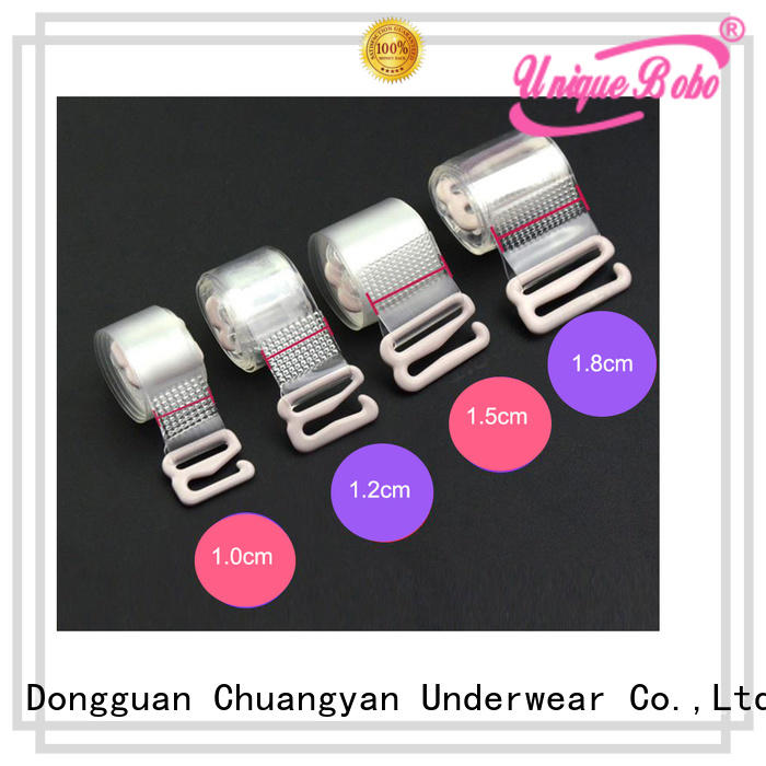 Uniquebobo material adhesive strapless bra wholesale price for girl