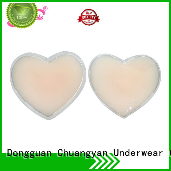 Uniquebobo Best reusable nipple covers company for fashion bra