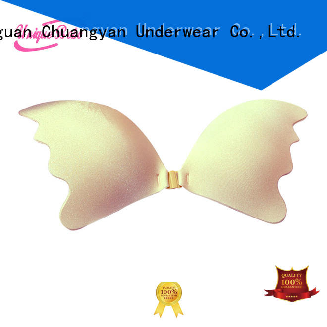 Uniquebobo best adhesive bra manufacturers for backless bra