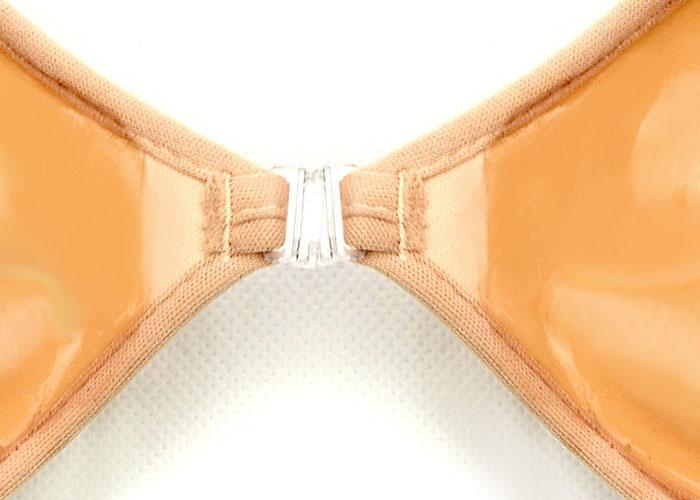 Uniquebobo-Professional Skin Color Strapless and Backless Bra Invisible Bra-4