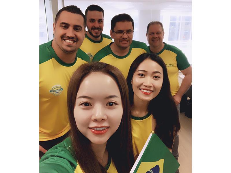 Uniquebobo attent Brazil Underwear Show