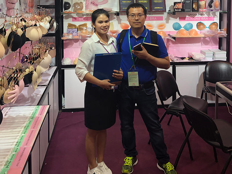 Underwear Fair in Canton fair in 2017