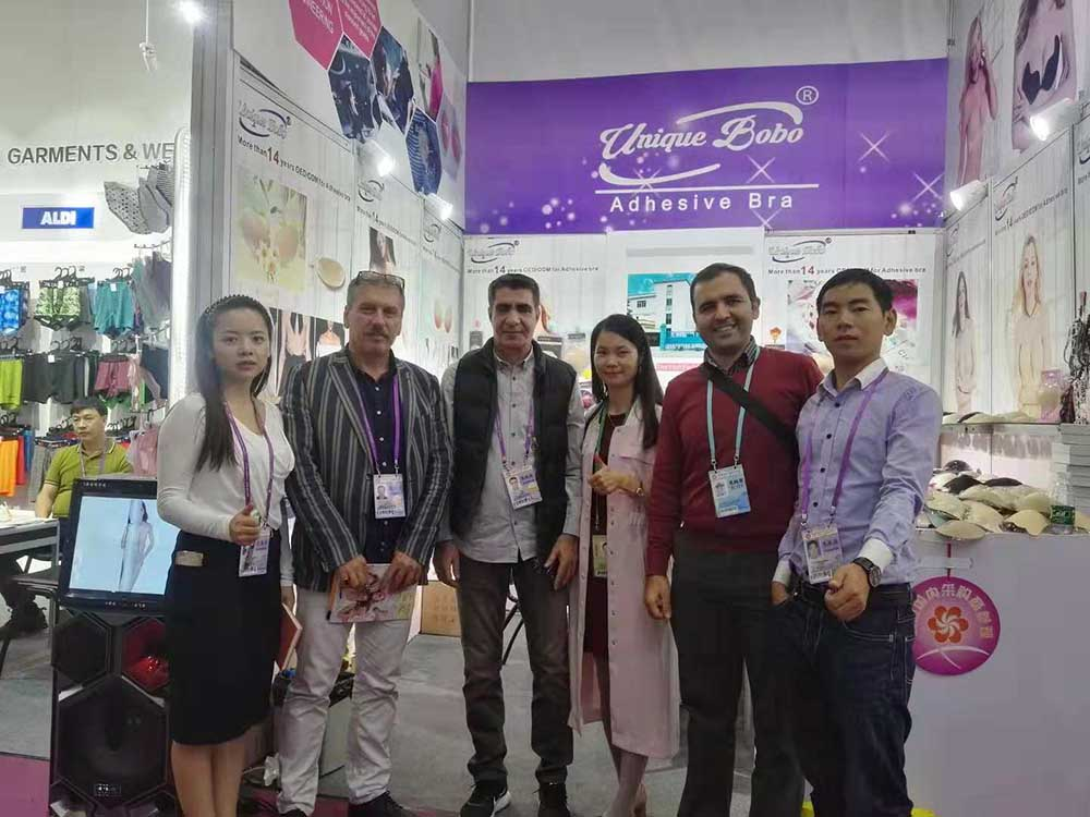 Uniquebobo- In The Fall Of 2018 Underwear Show News News On Chuangyan-1