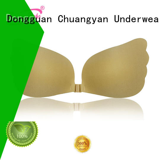 Uniquebobo wireless strapless bra factory for backless bra