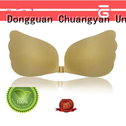 Custom self adhesive bra for business for women