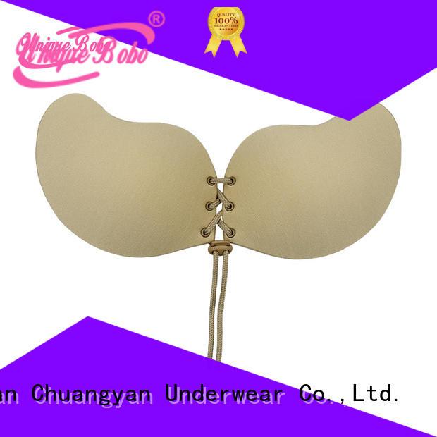 Uniquebobo backless gel stick on bra favorite for modern bra