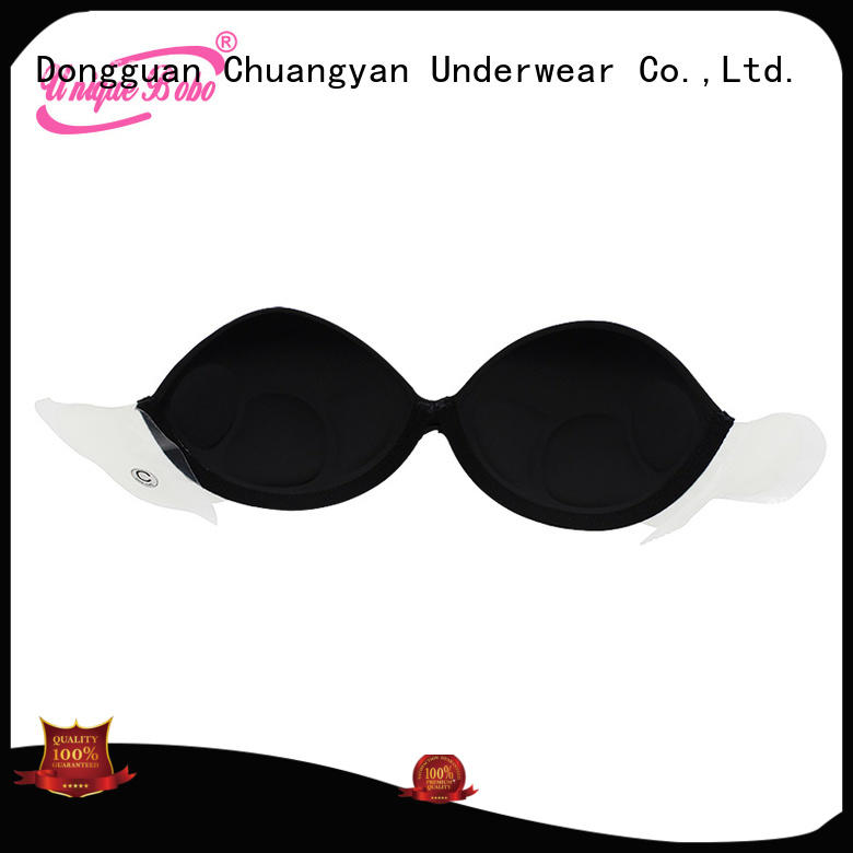 Push Up Deep Cup Plus size Invisible Bra