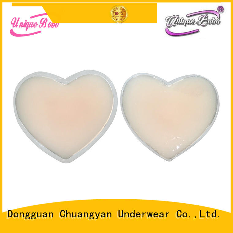 Uniquebobo silicone nipple covers for business for women