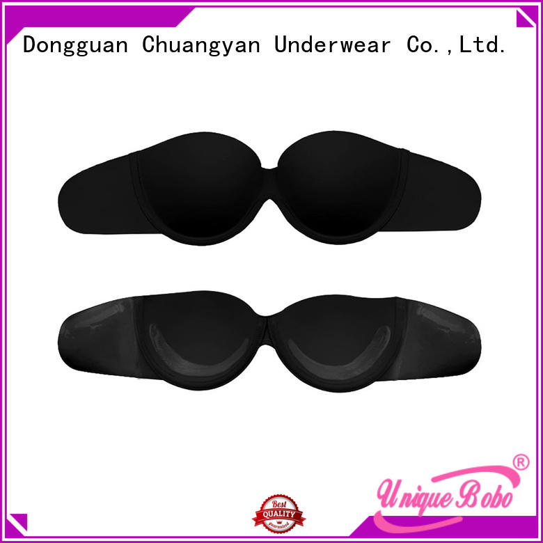 Uniquebobo pump low back strapless bra ODM for backless bra