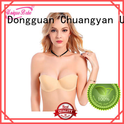 Uniquebobo backless backless sticky bra deep for invisible bra