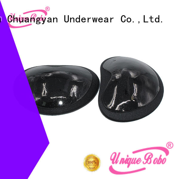 Uniquebobo Breathable bra insert oem for invisible bra