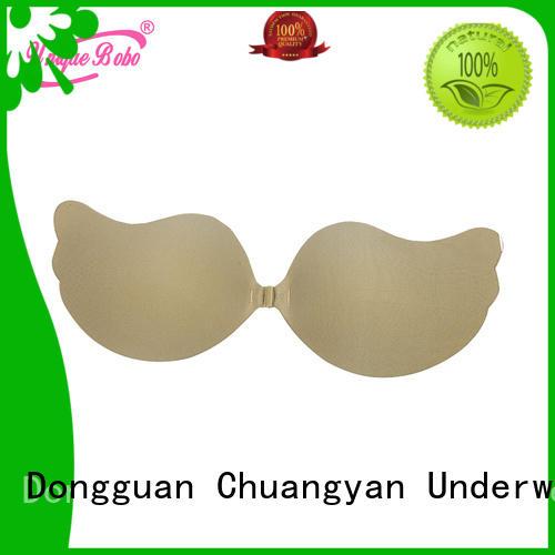 Uniquebobo comfortable strapless bra for business for women