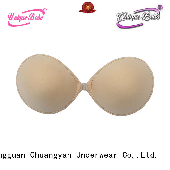 Custom best adhesive bra manufacturers for invisible bra