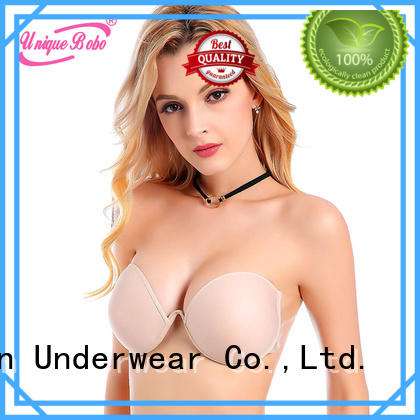 Seamless Backless Strapless Invisible Bra