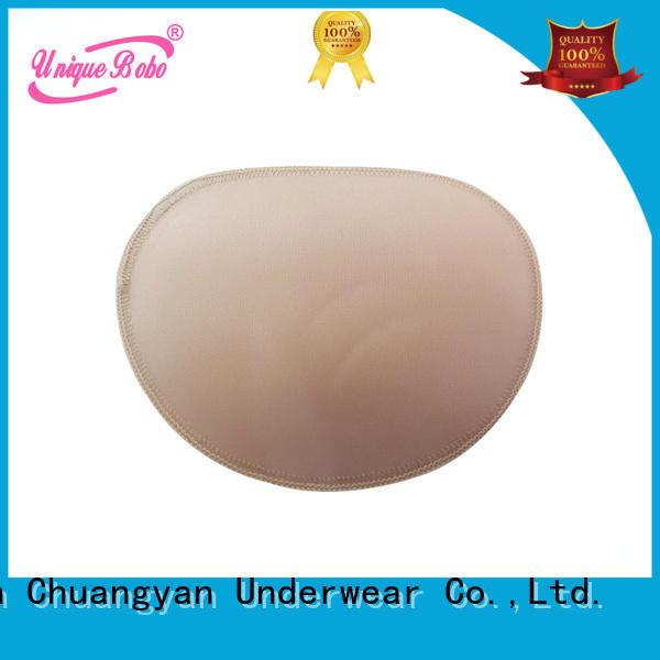Uniquebobo silicone bra inserts factory for invisible bra