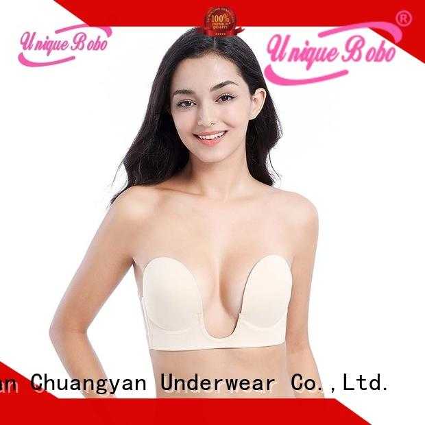 Uniquebobo stick on bra manufacturers for invisible bra