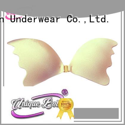 high-quality self adhesive push up bra ODM for girl