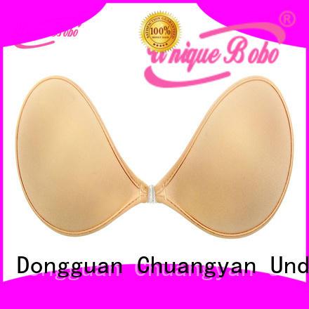 Uniquebobo Latest comfortable strapless bra factory for modern bra