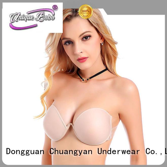 New invisible strapless bra factory for modern bra