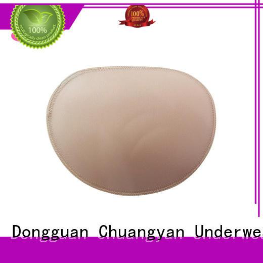 bra silicone breast pads oem for bra accessories Uniquebobo