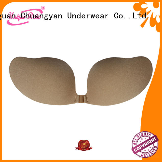 Backless and Strapless Invisible Bra