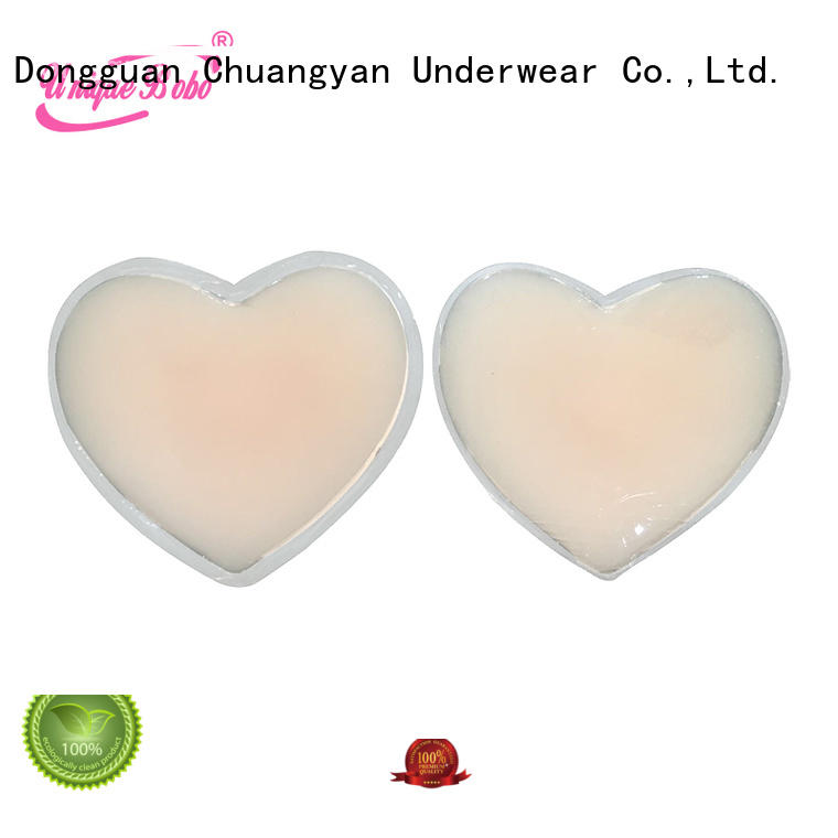 adhesive cover flower push up nipple covers Uniquebobo manufacture